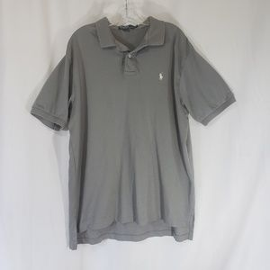 Polo by Ralph Lauren gray shirt xl